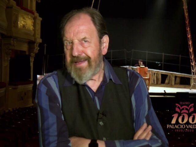 Josep María Pou sobre el Teatro Palacio Valdés
