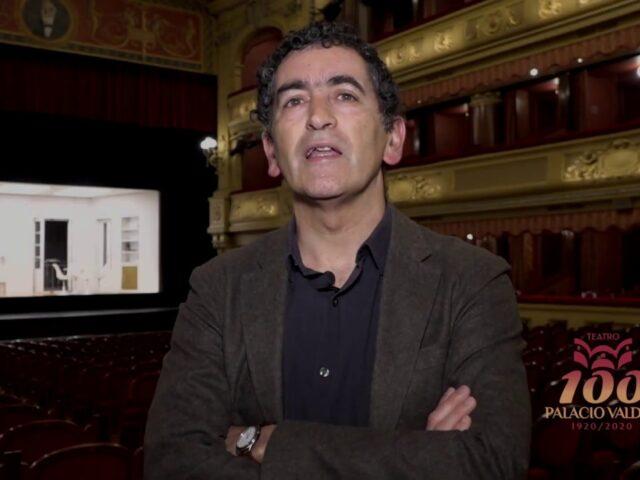 Juan Mayorga sobre el Teatro Palacio Valdés