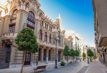 El Palacio Valdés retoma el teatro en agosto